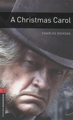 خرید کتاب انگليسی Bookworms 3: A Christmas Carol+CD