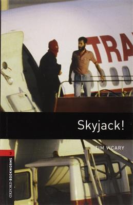 خرید کتاب انگليسی Bookworms 3:Skyjack!+CD
