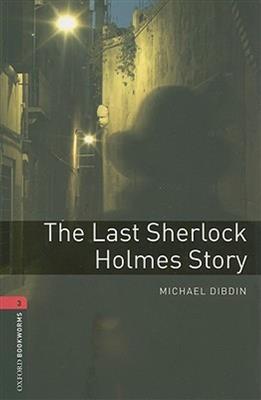خرید کتاب انگليسی Bookworms 3:The Last Sherlock Holmes Story+CD