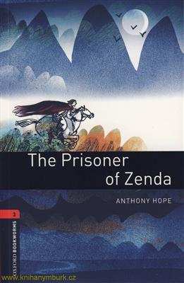 خرید کتاب انگليسی Bookworms 3:The Prisoner of Zenda+CD