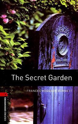 خرید کتاب انگليسی Bookworms 3:The Secret Garden+CD
