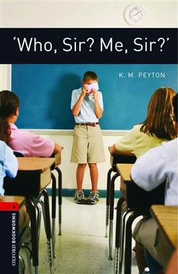 خرید کتاب انگليسی Bookworms 3:Who