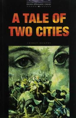 خرید کتاب انگليسی Bookworms 4:A Tale of Two Cities+CD