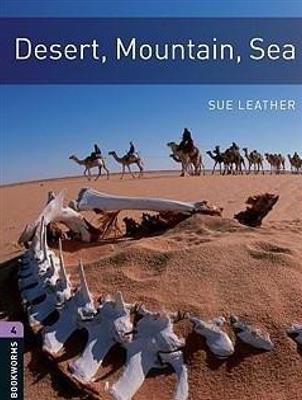 خرید کتاب انگليسی Bookworms 4:Desert