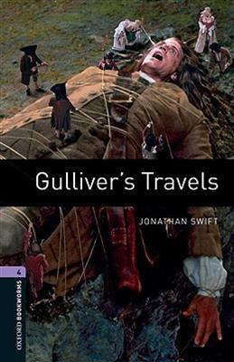خرید کتاب انگليسی Bookworms 4:Gullivers Travels+CD