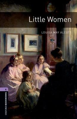 خرید کتاب انگليسی Bookworms 4:Little Women+CD