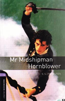 خرید کتاب انگليسی Bookworms 4:Mr Midshipman Hornblower