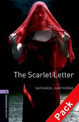 خرید کتاب انگليسی Bookworms 4:The Scarlet Letter+CD
