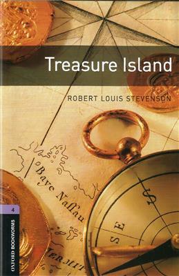 خرید کتاب انگليسی Bookworms 4:Treasure Island+CD