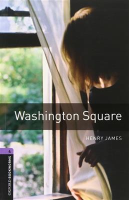 خرید کتاب انگليسی Bookworms 4:Washington Square+CD