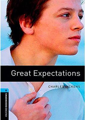 خرید کتاب انگليسی Bookworms 5:Great Expectations+CD