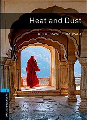 خرید کتاب انگليسی Bookworms 5:Heat and Dust