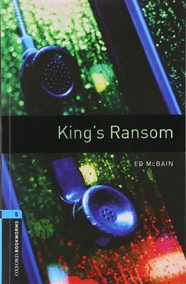 خرید کتاب انگليسی Bookworms 5:Kings Ransom
