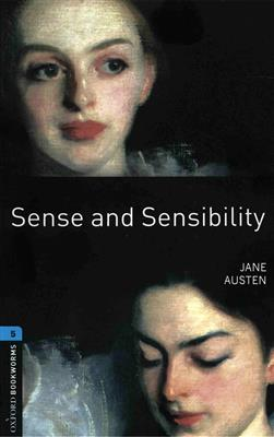 خرید کتاب انگليسی Bookworms 5:Sense and Sensibility+CD
