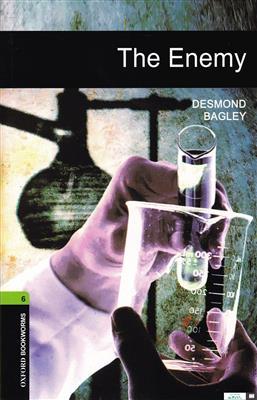 خرید کتاب انگليسی Bookworms 6 :The Enemy+CD