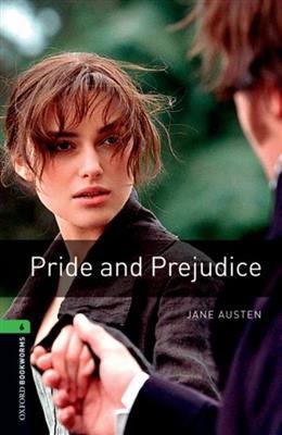 خرید کتاب انگليسی Bookworms 6 :pride and Prejudice+CD