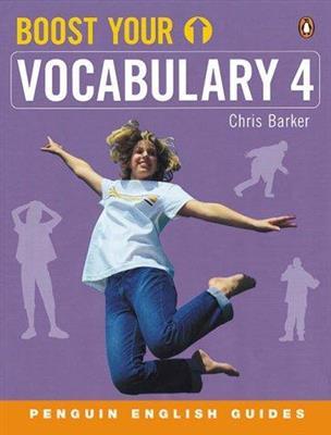 خرید کتاب انگليسی Boost Your Vocabulary 4