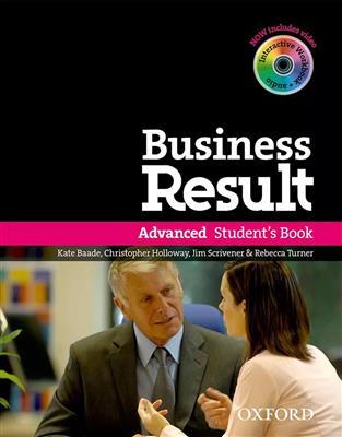 خرید کتاب انگليسی Business Result Advanced + DVD