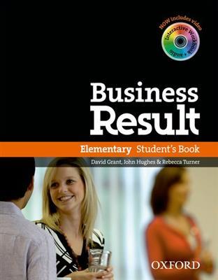 خرید کتاب انگليسی Business Result: Elementary + DVD