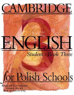 خرید کتاب انگليسی CAMBRIDGE ENGLISH for schools Student's 3  + WB