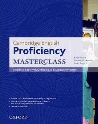 خرید کتاب انگليسی Cambridge English: Proficiency (CPE) Masterclass