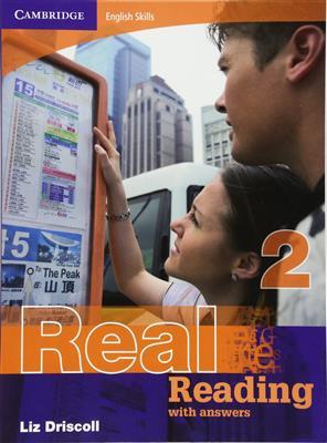خرید کتاب انگليسی Cambridge English Skills Real Reading 2