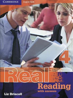 خرید کتاب انگليسی Cambridge English Skills Real Reading 4