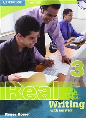 خرید کتاب انگليسی Cambridge English Skills: Real Writing 3+CD