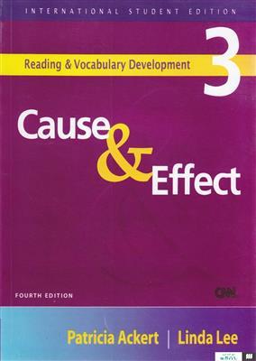 خرید کتاب انگليسی Cause & Effect 3+CD