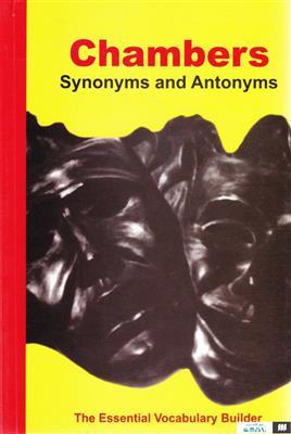 خرید کتاب انگليسی Chambers Synonyms and Antonyms 3rd