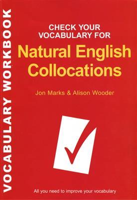 خرید کتاب انگليسی Check Your Vocabulary for Natural English Collocations