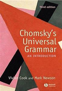 خرید کتاب انگليسی Chomsky's Universal Grammar: An Introduction