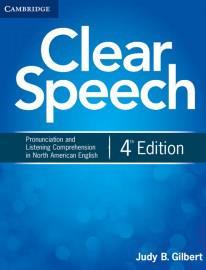 خرید کتاب انگليسی Clear Speech 4th+CD