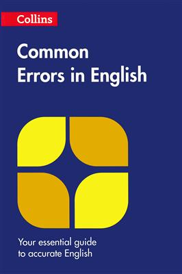 خرید کتاب انگليسی Collins Common Errors in English