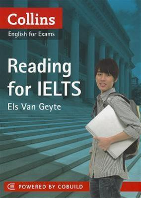 خرید کتاب انگليسی Collins English for Exams Reading for IELTS