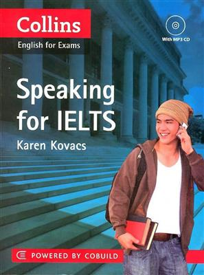 خرید کتاب انگليسی Collins English for Exams Speaking for IELTS+CD