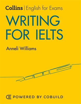 خرید کتاب انگليسی Collins English for Exams Writing for Ielts