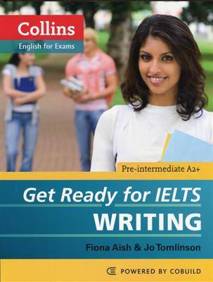 خرید کتاب انگليسی Collins Get Ready for IELTS Writing Pre-Intermediate