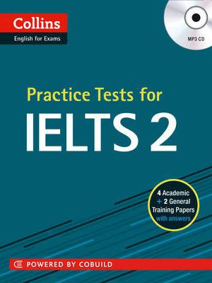 خرید کتاب انگليسی Collins Practice Tests for IELTS 2