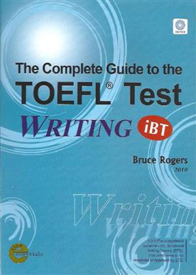 خرید کتاب انگليسی Complete Guide to the TOEFL Test: WRITING