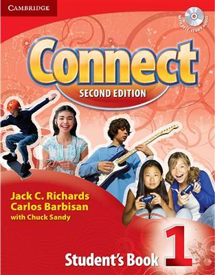 خرید کتاب انگليسی Connect 1 (2nd) SB+WB+CD