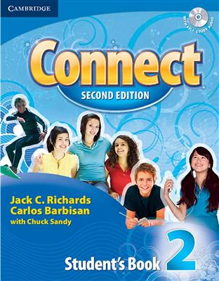 خرید کتاب انگليسی Connect 2 (2nd) SB+WB+CD