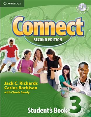 خرید کتاب انگليسی Connect 3 (2nd) SB+WB+CD