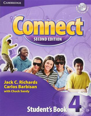 خرید کتاب انگليسی Connect 4 (2nd) SB+WB+CD