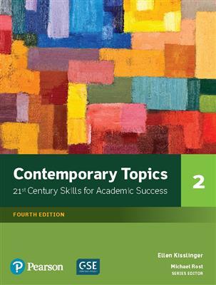 خرید کتاب انگليسی Contemporary Topics 2 (4th Edition)