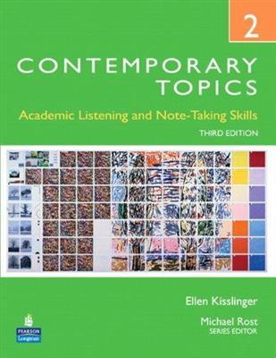 خرید کتاب انگليسی Contemporary topic 2+CD