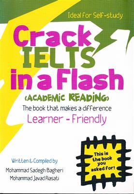 خرید کتاب انگليسی Crack IELTS in a Flash Academic Reading