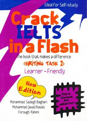 خرید کتاب انگليسی Crack IELTS in a Flash Writing Task 2