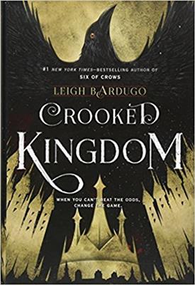 خرید کتاب انگليسی Crooked Kingdom-Six of Crows Series-book2-Full Text