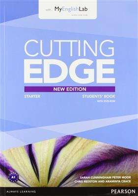 خرید کتاب انگليسی Cutting Edge New Edition Starter Students' Book